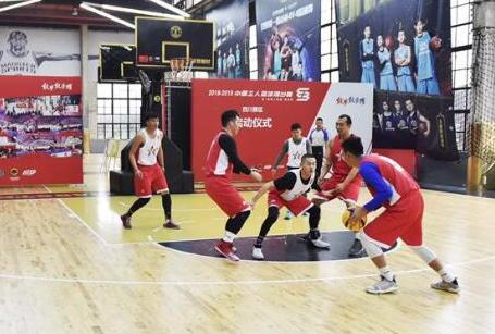 中国三人篮球擂台赛 四川超300支球队将角逐省级冠军