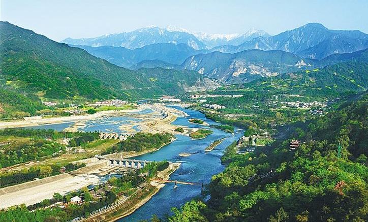都江堰市获批国家级旅游度假区