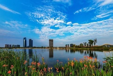 """天府新区成都直管区:建设公园城市 提升""""绿色气质"""""""