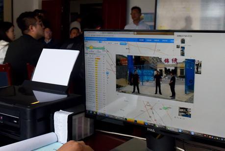 """武威凉州区:""""互联网+"""" 让人为大气污染可在60分钟内""""消失"""""""