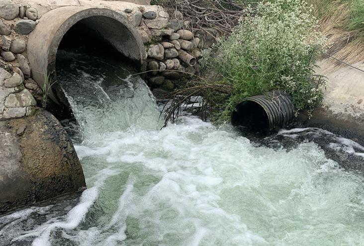 """污水处理厂提标改造将使张掖城区彻底告别""""黑臭""""不良影响"""