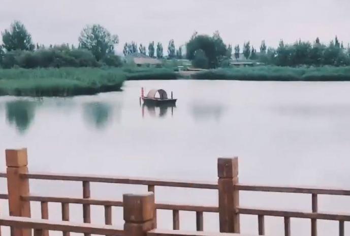 【视频】Vlog | 甘肃生态环保行·张掖国家湿地公园