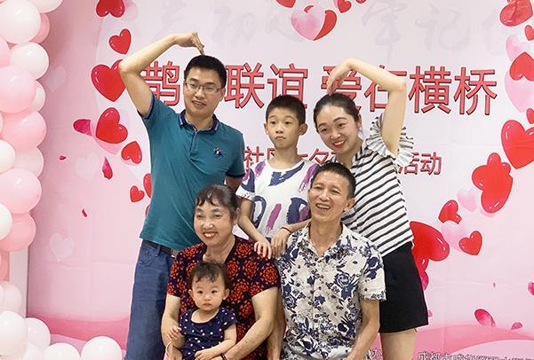 """秀出幸福甜蜜 成都市成华区横桥社区让民间传统节日活动 """"甜到齁"""""""