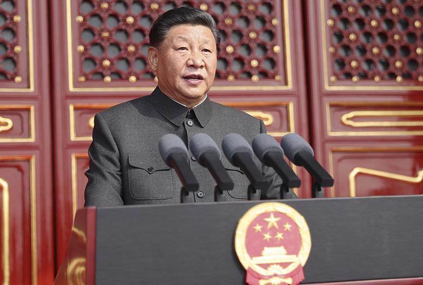 """三个""""万岁""""!习近平喊出中国最强音!"""