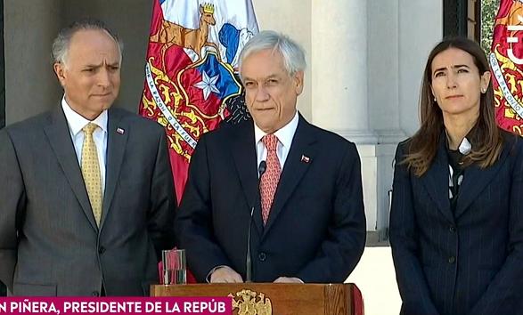 智利突然放弃APEC