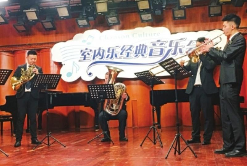 文化惠民,从一场场音乐会开始