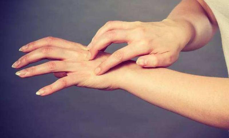 皮肤瘙痒、真菌感染与糖尿病有关