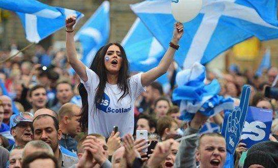 英国首相拒绝苏格兰二次独立公投要求