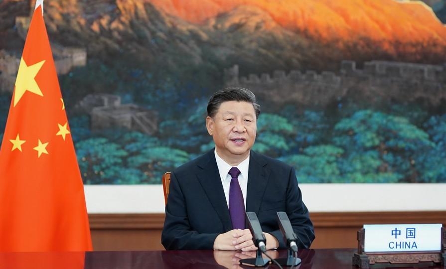 习近平在联合国峰会上发表重要讲话