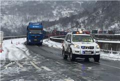 视频 ▏四川雅西高速进入冬季管控时段 部分车辆禁行