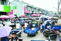 广元原雪峰菜市场外拥堵严重!广元城管执法局:将多措并举解决拥堵