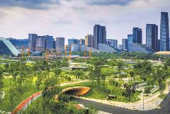 """成都市中优""""十四五""""规划出炉 将建100个未来美好公园社区"""