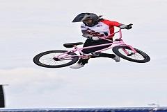 全运赛况|四川第12金 夏皇耀夺得小轮车女子自由式公园赛金牌