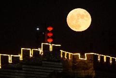 中秋的月亮没看够?高清美图来了