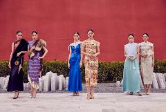 带着巴蜀的传统非遗文化,去传承去交流,迸发活力与生机