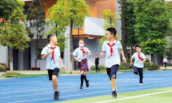成都今年新增学位10万个 家门口的好学校上新了